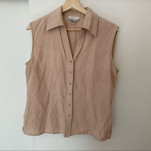 2 for 25$ Puli pale pink collared blouse